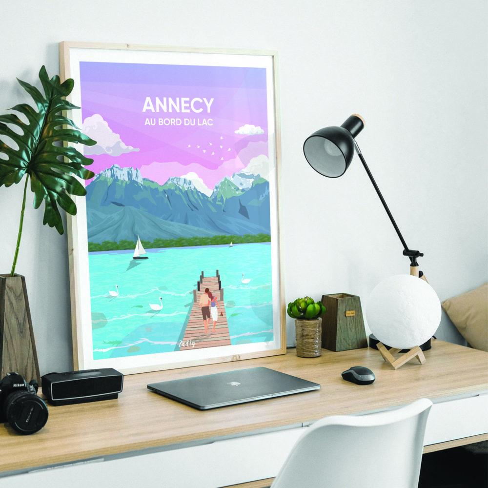 ANNECY Lac Bureau