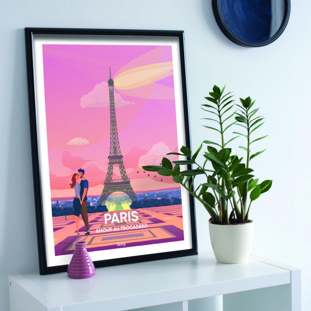 PARIS Trocadero Commode