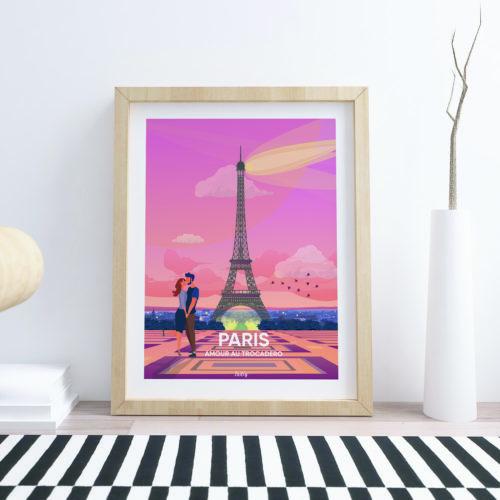 PARIS Trocadero Floor