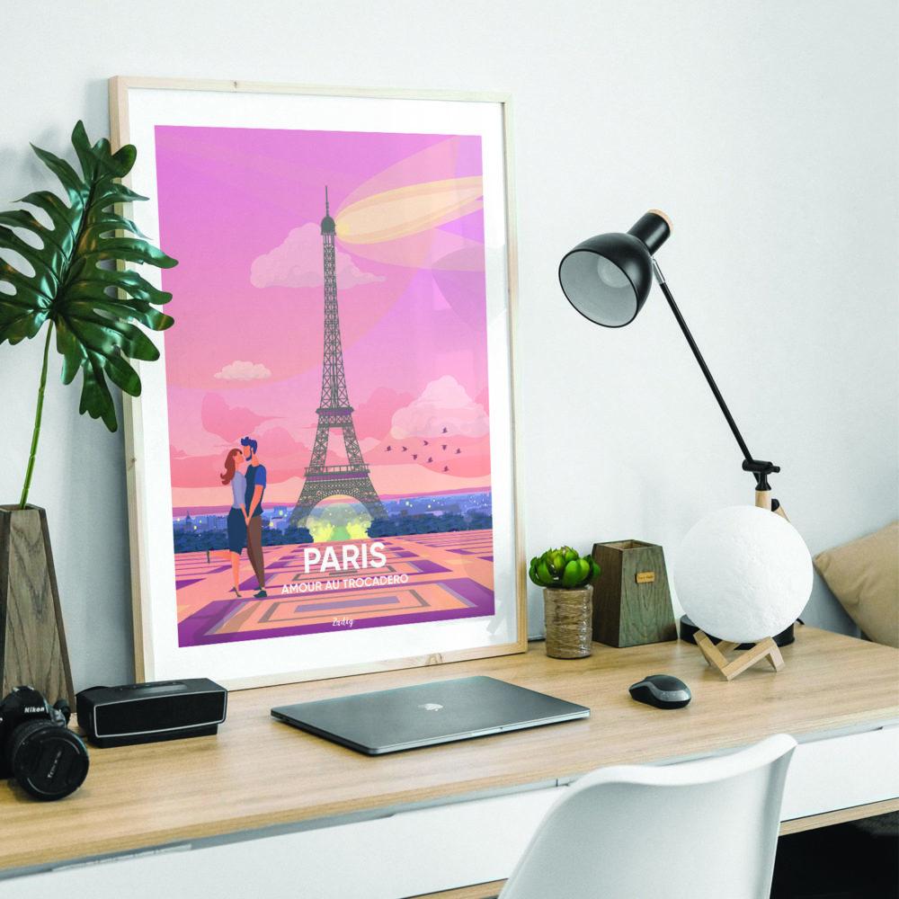 Paris Trocadero Bureau