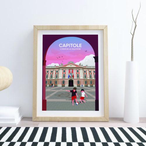 TOULOUSE Capitole Floor